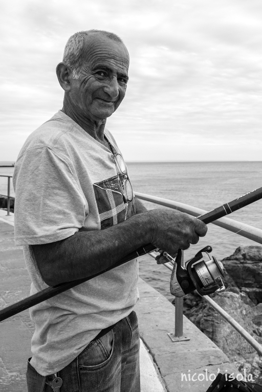 Fisherman in Cascais